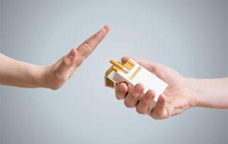 câncer causado pelo cigarro