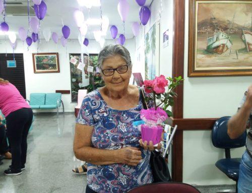 Dia da Mulher no Centro Oncológico Mogi das Cruzes